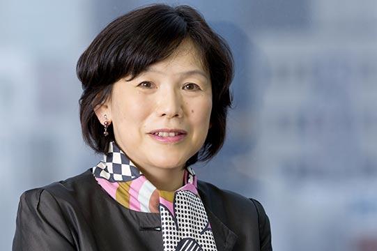 Professor IIZASA Sayoko